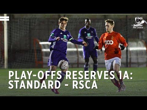 Play-offs Reserves 1A: Standard de Liège 3-0 RSCA