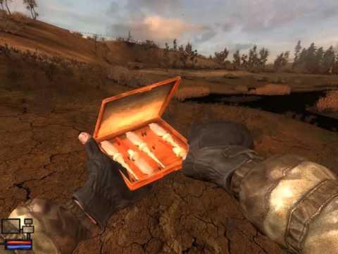 S.T.A.L.K.E.R. - Call of Pripyat: New level game 0.4 mod gameplay  