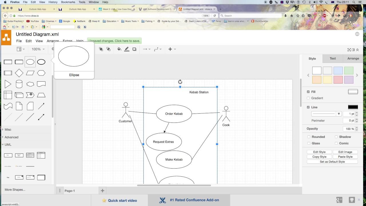 Use Case Diagrams 2 - YouTube