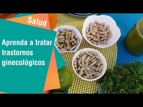 Aprenda a tratar los trastornos ginecológicos con medicina natural