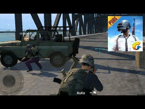 PUBG MOBILE - We Rush Him [TEAM Deathmatch] - Android Gameplay, Walkthrough
