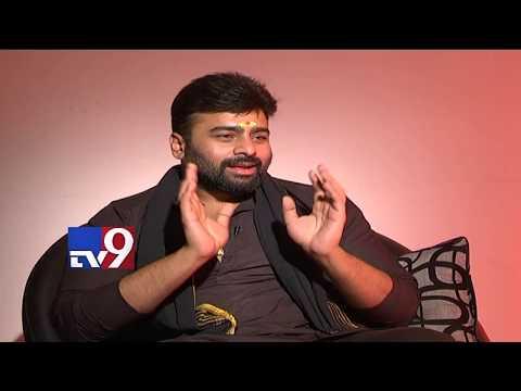 Nara Rohit : Chandrababu Garu Will Decide My Marriage ! - TV9