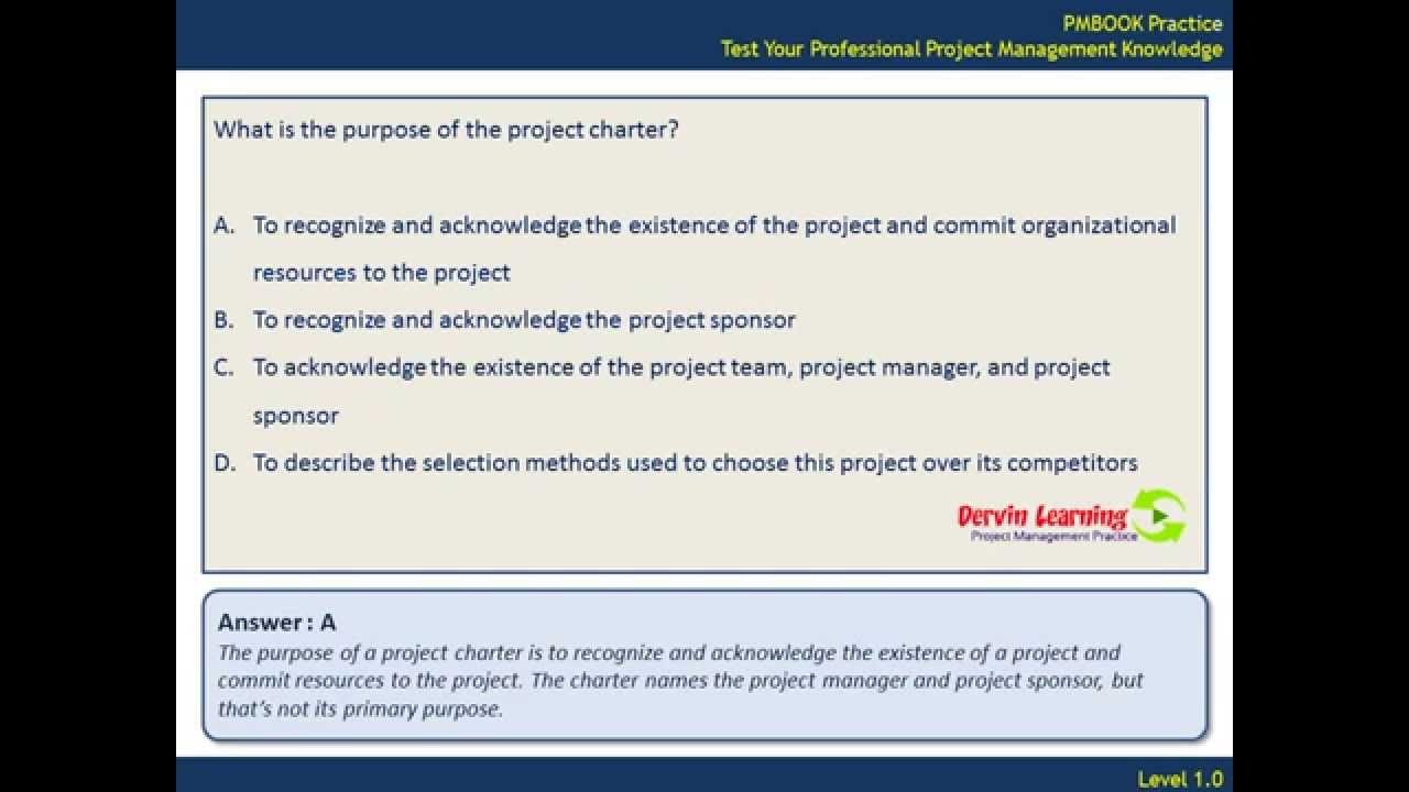 Pmp exam preparation pmbok 5th question answer level 10 pmp exam preparation pmbok 5th question answer level 10 xflitez Gallery
