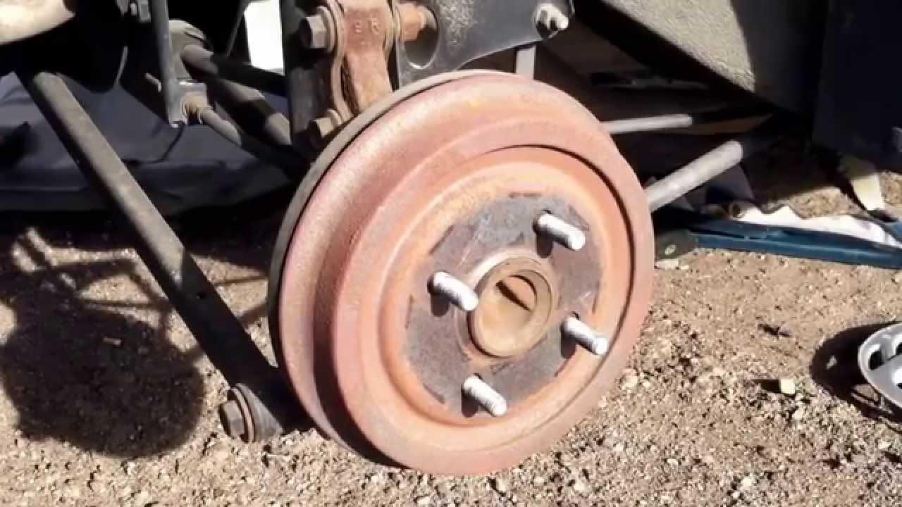 2000 Saturn Sl2 Rear Brakes Diagram Wiring Master Blogs Wheel S Series Brake Replacement Youtube Rh Com Neon Drum