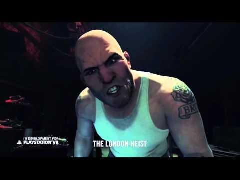 PlayStation VR Worlds   Gameplay Trailer