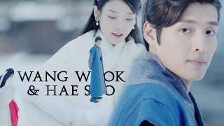 Wang Wook & Hae Soo |  Forgetting You | OST Legendado [PTBR]