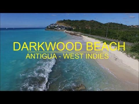 Darkwood Beach - Half Hyde Bay - Antigua