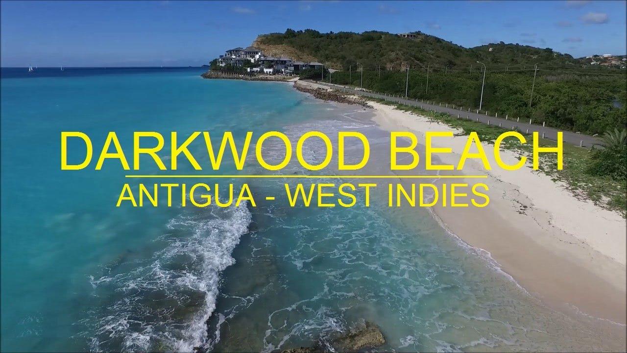 Darkwood Beach Half Hyde Bay Antigua