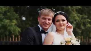 Свадебный клип Марка и Илоны 08.08.2015