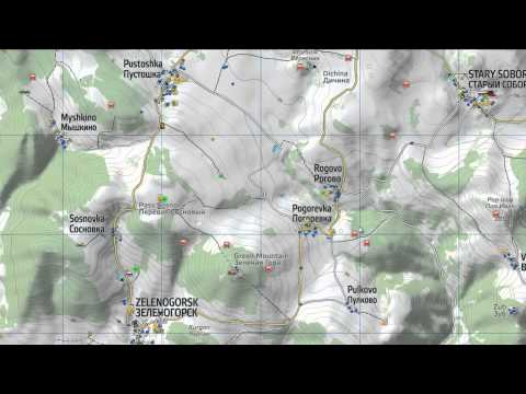 Dayz - Pronouncing And Translating Some Of The More Popular Chernarus Destinations