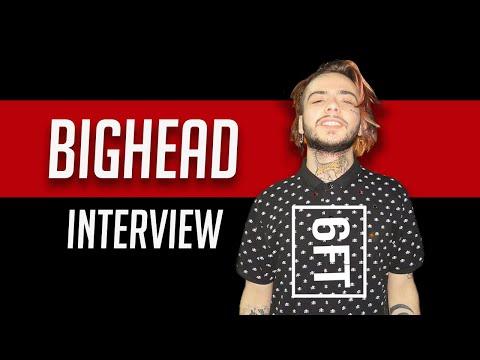 6FT - Big Head speaks on Lil Pump tour, Lil Peep's Death and Living Life Sober