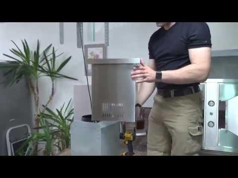 Wie ersetze ich den kohlefilter meiner dunstabzugshaube bosch