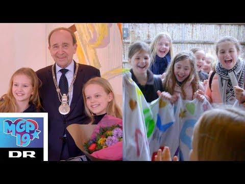 SODA fejrer sejren med bedste veninder - MGP EFTERFESTEN (2:4) | MGP 2019