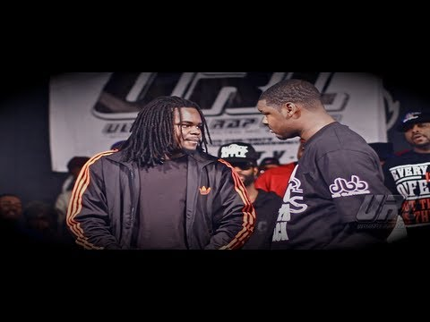 SMACK/ URL PRESENTS ARSONAL VS CALICOE (FULL BATTLE)) | URLTV