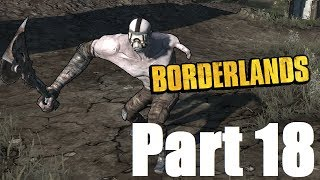 Borderlands: Game of the Year Edition | Part 18 | Sniper Rifle Parts Searching