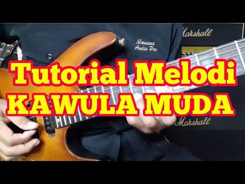 TUTORIAL MELODI LAGU KAWULA MUDA Rhoma Irama II Tutorial Melodi Dangdut Termudah