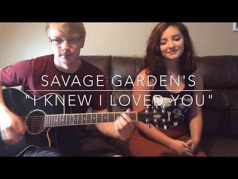 """I Knew I Loved You"" -Kyle Pickard & Brooke Cyr (Savage Garden Cover) -Dedicated to Bradley & Brandy"