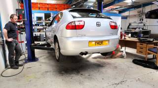 1 9 tdi tuning mufflerectomy and remap