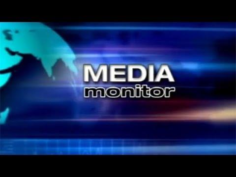 Media Monitor, 12 November 2017