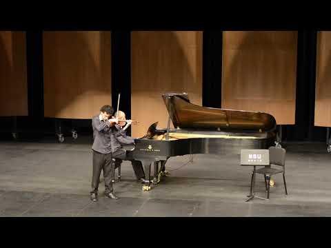 Rafael Marzagao - Violin - OA Auditon 2019