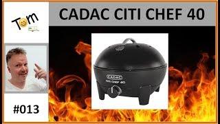 #013 CADAC Citi Cнef 40 / Gasgrill / Wohnwagen TOM