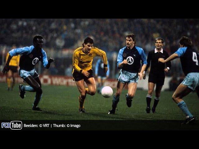 1987-1988 - UEFA-Cup - 05. 8ste Finale - Borussia Dortmund - Club Brugge 3-0