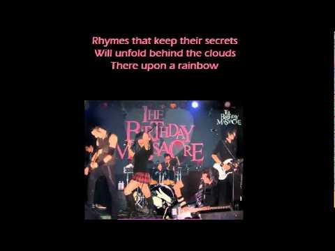 Neverending Story - The Birthday Massacre (with lyrics)