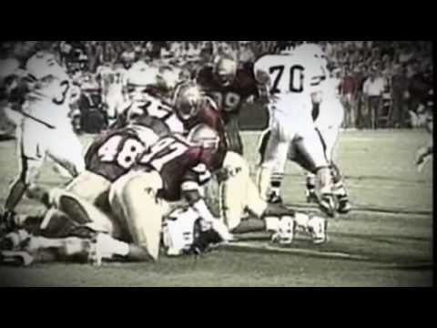 Derrick Brooks FSU Highlights