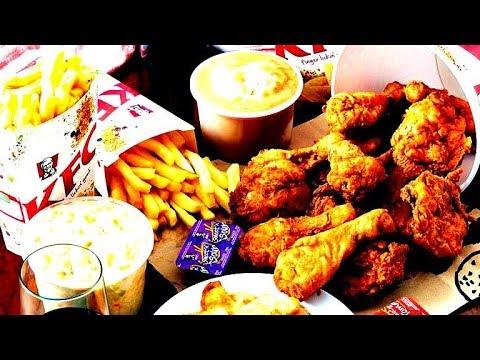 10 ЧАСОВ KFC ЛанчБокс 5 за 200 ТРАНС Сведи соседей сума! КФС Ланч Бокс 5 за 200 10 часов!