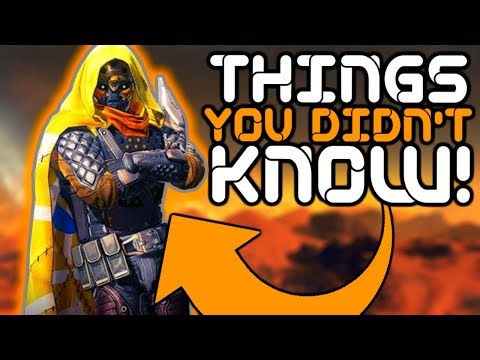 5 Things You DIDN'T KNOW About Destiny 2 #5!! thumbnail