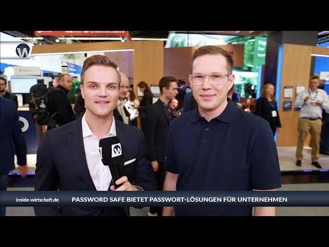 Cyber Security: Passwort-Lösungen für Unternehmen (Interview mit Password Safe)