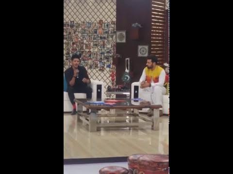 [BTS] Mohsin Abbas Haider LIVE at Salam Zindagi with Faysal Quraishi on Ary Zindagi