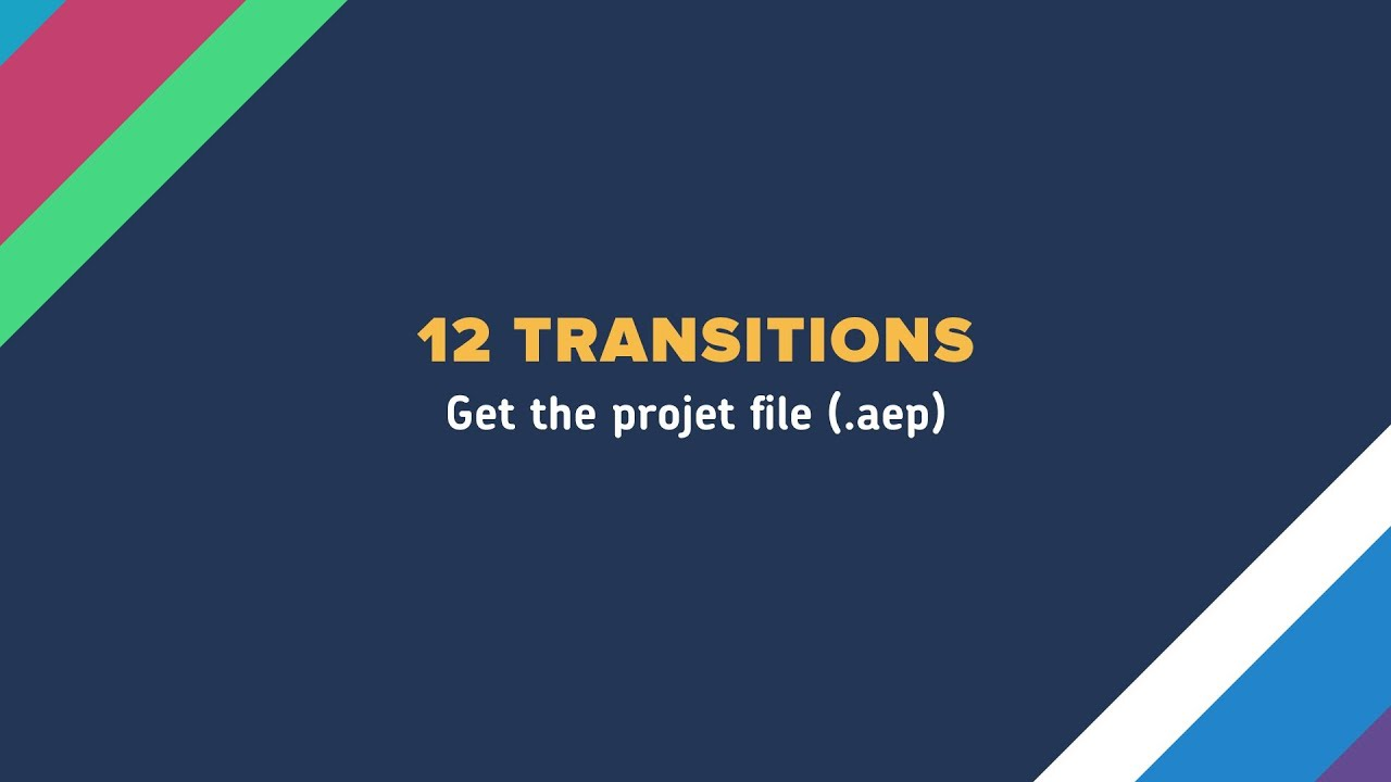 Motion graphics resource 12 flat design transitions for Motion graphics transitions
