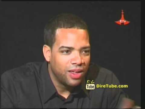 Ethiopian TV Interview With Hip-hop Artist MIK-E