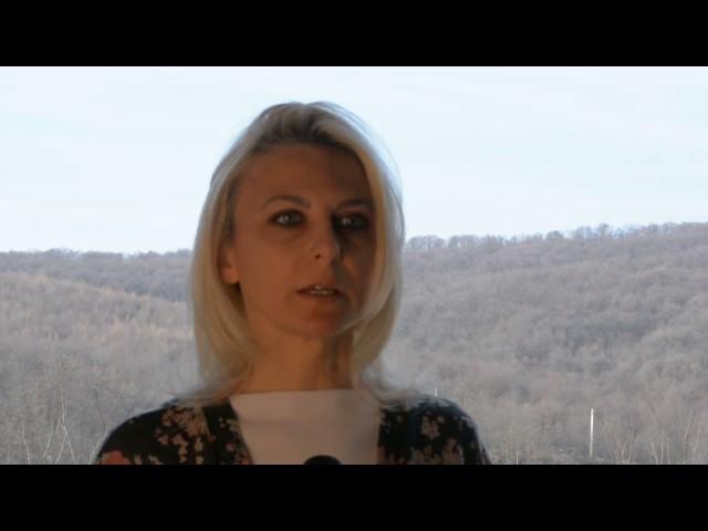 Nicoleta - retreat 40 de zile Rune Heivang