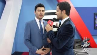 #MBCTheVoice - ستار سعد في العرض المباشر الرابع وتحضيرات الحلقة