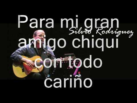 karaoke Silvio Rodriguez - Angel para un final.wmv