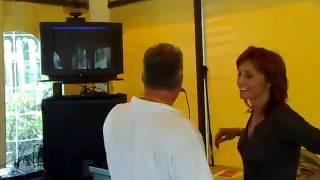 Oscar e Simo karaoke