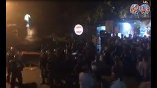 أخبار اليوم |صدامات أمام باب الأسباط بالقدس الشريف