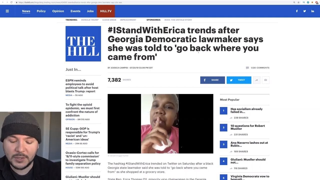 Democrats Viral Race Hoax Implodes, Changes Her Story After Getting Called out