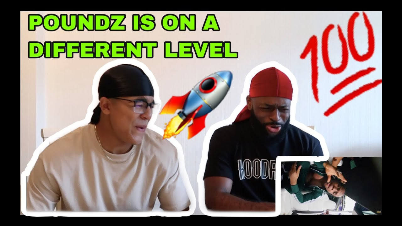 Poundz - TikTok [Music Video] | UK RAP REACTION