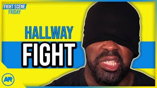 Daredevil Hallway Fight - Blind But Now I See | Fight Scene Friday