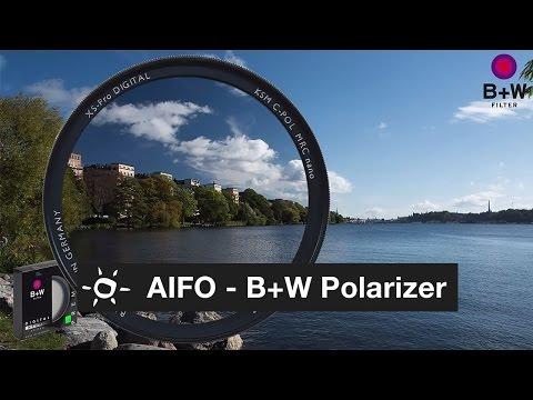 B+W Polarizing Filters