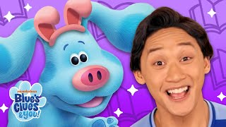 3 Little Pigs | Story Time with Blue | Blues Clue's & You!