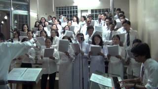 Xin dâng lên chúa - Ca đoàn Legio Hòa Hưng_Lễ bổn mạng 6/9/2013