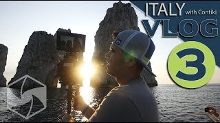 """THE WAY I LIVE MY LIFE IS YOLO"": Italy cliff jumping Vlog 3"