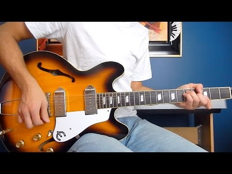 The Beatles - Helter Skelter - White Album 50th Anniversary - Guitar Cover
