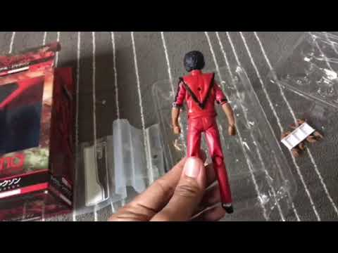 Figure Review: Figma Michael Jackson Thriller bahasa Indonesia