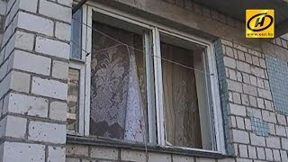 Мощный взрыв прогремел в одной из многоэтажек Гомеля