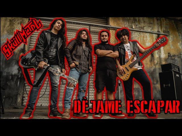 Skull Metal - Déjame Escapar (vídeo oficial) 2020
